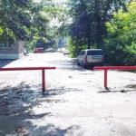 Жителей трёх домов третьего микрорайона рассорили блокираторы