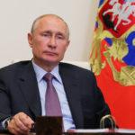 Путин объявил нерабочей неделю с 30 октября по 7 ноября